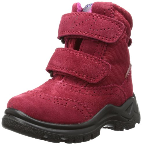Naturino Girls NATURINO VILLACH Biker Boots Red Rot (vendemmia 9104) Size: 22