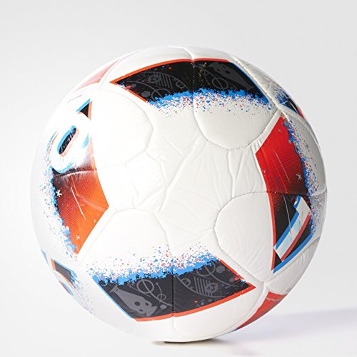 Adidas Performance Euro 16 Top Glider Soccer Ball,