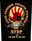 Five Finger Death Punch - Way Of The Fist - Backpatch