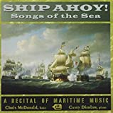 img - for Ship Ahoy! Songs of the Sea book / textbook / text book