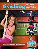 img - for Essentials of Teaching Adapted Physical Education: Diversity, Culture, and Inclusion book / textbook / text book