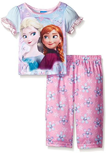 Disney Baby-Girls Frozen Sisterly Love 2-Piece Set, Blue, 24 Months