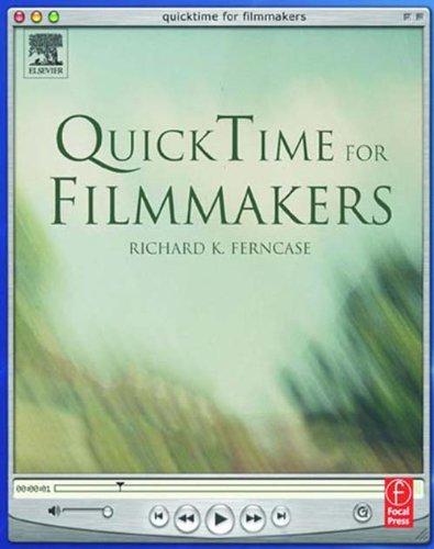 QuickTime for Filmmakers (Quicktime Developer Series)