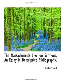 descriptive essay with author