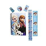 Officially Licensed Disney Frozen Stationery Set - Elsa and Anna