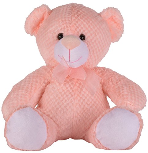 Mera-Toy-Shop-Cute-Soft-Teddy-Bear-Soft-Toy-Pink