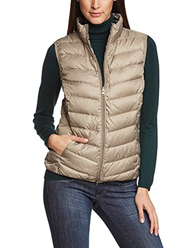 TOM TAILOR Damen Jacke reversible lightdown vest/408