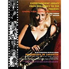 Entertainment Greats From The 1800's to the Present: Cinema, Stage, Music, Divas, Legends (2nd Edition) (French Edition)