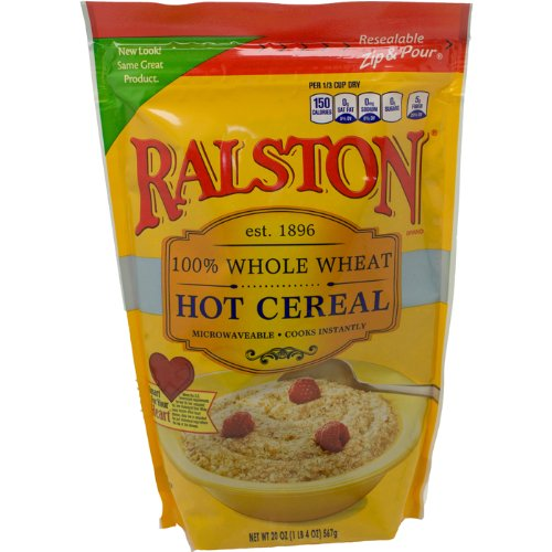 Ralston Hot Cereal - 20 Oz(6 Pack) New