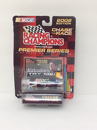 NASCAR Chase the Race 2002 Edition Preimier Series #10