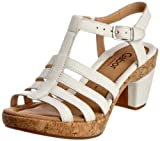 Gabor Women's Impression Leather Ankle Strap