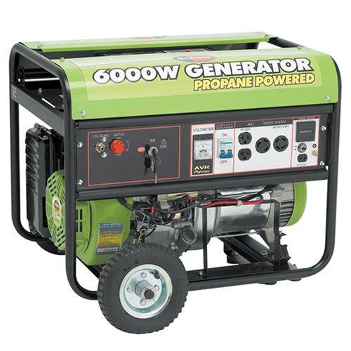 All Power America APG3560 6,000 Watt 13 HP OHV
