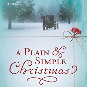 A Plain and Simple Christmas | [Amy Clipston]