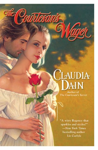 Image of The Courtesan's Wager (The Courtesan Series)