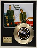 Florida Georgia Line Gold Record Signature Series LTD Edition Display