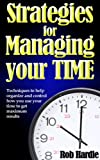 img - for Strategies for managing your TIME book / textbook / text book