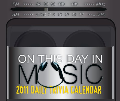 2011 On This Day...Music - Box Calendar