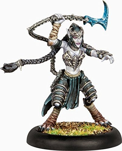 Privateer Press Hordes - Legion - Fyanna the Lash Model Kit