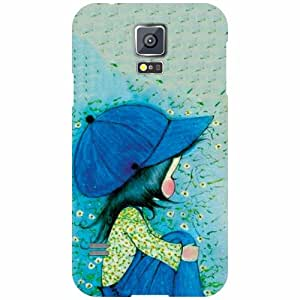 Printland Phone Cover For Samsung Galaxy S5