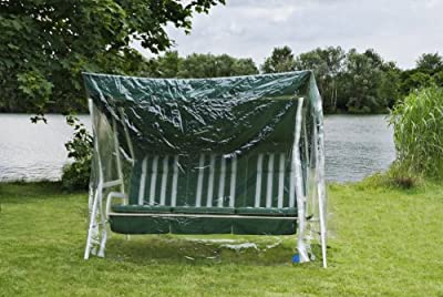 Eigbrecht 142253 Klarsicht Abdeckhaube Schutzhülle für Sitzbänke 180x70x90/65cm von Eigbrecht auf Gartenmöbel von Du und Dein Garten
