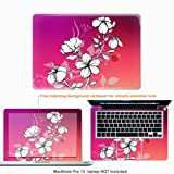 MATTE Protective Decal Skin Sticker (Matte Finish) for Macbook Pro 13 (release 2009) with 13.3 in screen case cover 2i_MAT- Mcbkpro13-591