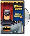 Batman Vs. Dracula/Batman Supe