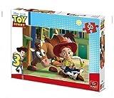50 Piece Disney Pixar Toy Story 3 Jigsaw Puzzle Jessie The Cowgirl