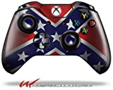 Confederate Flag - Decal Style Skin fits Microsoft XBOX One Wireless Controller