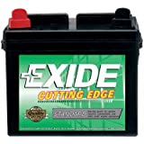 Exide Small Engine/Garden Tractor Battery- free S/H