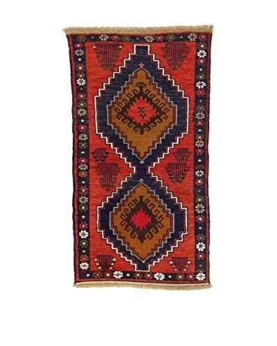Eden Alfombra Beluchistan Rojo 78 x 140 cm