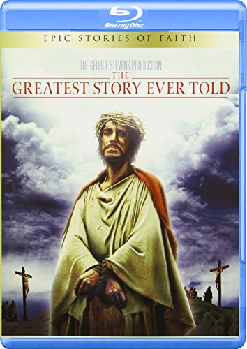 The Greatest Story Ever Told [Blu-ray]