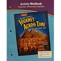 """Activity Workbook (Teacher Annotated Edition) for Glencoe """"World History: Journey Across Time, The Early Ages"""""""