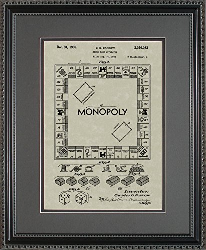 Monopoly Game Art