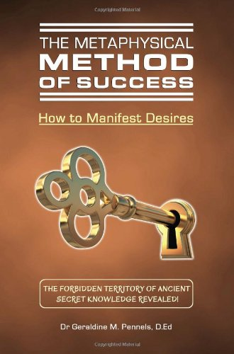 The Metaphysical Method of Success: How to Manifest Desires