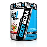 BPI Sports Best BCAA Peptide Linked Branched Chain Amino Energy Powder, Fruit Punch, 10.58-Ounce
