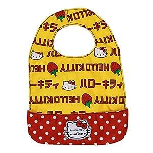 Ju-Ju-Be Hello Kitty Collection Reversible Baby Bib, Be Neat from Ju-Ju-Be