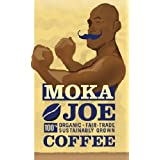 Moka Joe Coffee Cafe Femenino Bolivian 12 Ounce Bags  Pack of 2