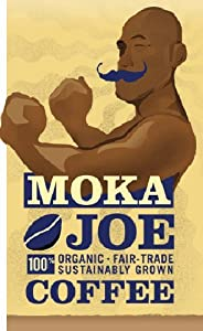 Moka Joe Coffee The Bolivar, 12-Ounce Bags (Pack of 2)