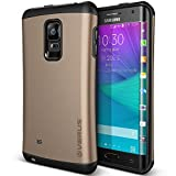 Galaxy Note Edge Case, Verus [Heavy Drop Protection] Samsung Galaxy Note Edge Case [Thor Series][Shine Gold] Extra Slim Fit Dual Layer Hard Case - Verizon, AT&T, Sprint, T-Mobile, International, and Unlocked - Case for Samsung Galaxy Note Edge SM-N915S 2015 Model