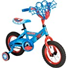 Huffy Boys' Marvel Ultimate Spider-Man 12 Bicycle with Training Wheels