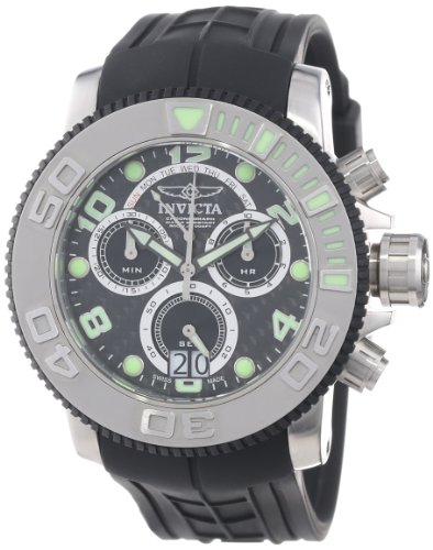 Invicta Men's Pro Diver Sea Hunter Chronograph Watch 1063