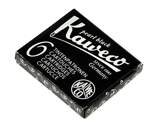 1x-kaweco-6-cartuchos-tinta-color-negro-de-estilografica-ka-cart01-7015b-negro