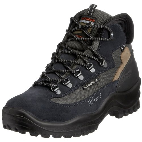 Grisport Women's Wolf Hiking Boot Navy CMG514 6 UK