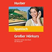 H&ouml;rbuch Groer Hrkurs Spanisch