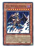 Yugioh The Wicked Eraser limited edition card
