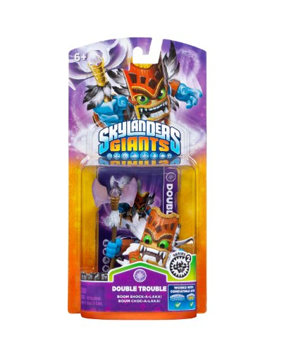 Skylanders Giants Single Character - Double Trouble 2