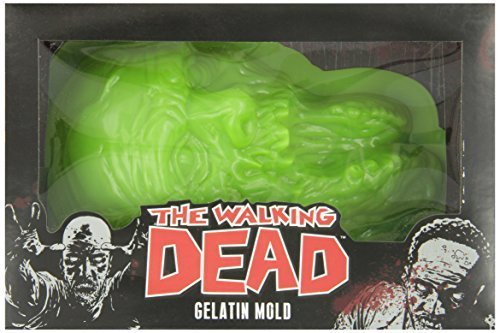 Diamond Select Toys The Walking Dead: Zombie Gelatin Mold by Diamond Select