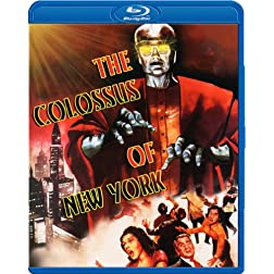 The Colossus of New York [Blu-ray]