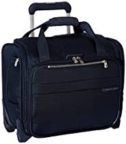 Briggs & Riley Baseline Luggage Baseline Rolling Cabin Bag (One Size, Navy)