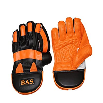 Bas Vampire Pro Wicket Keeping Gloves, Full Size